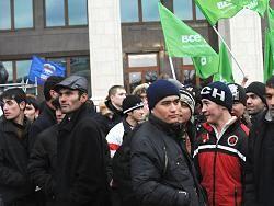ФМС: амнистии для мигрантов-нелегалов в РФ не будет